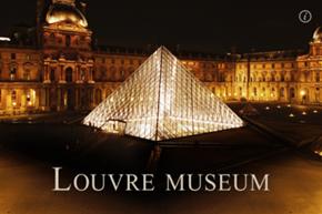 Figure 1 Louvre App