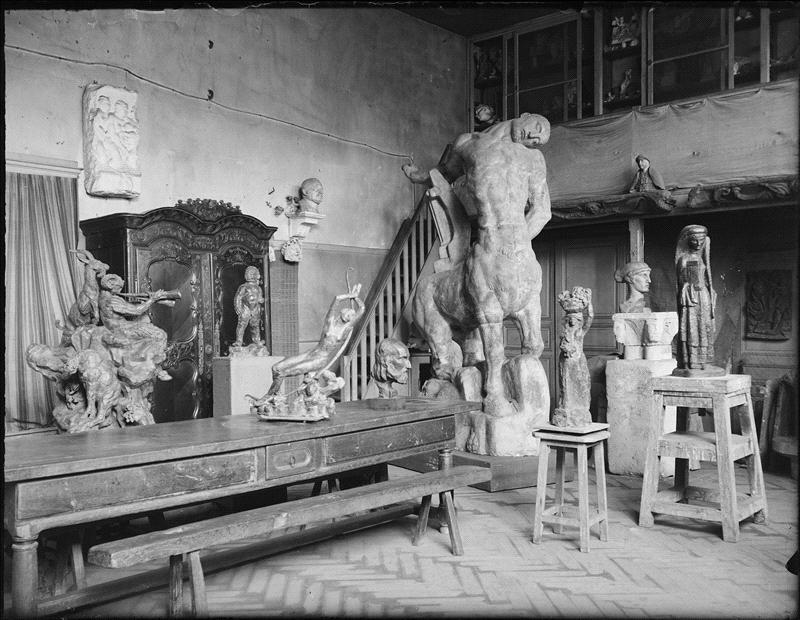 © Musée Bourdelle / Roger Viollet