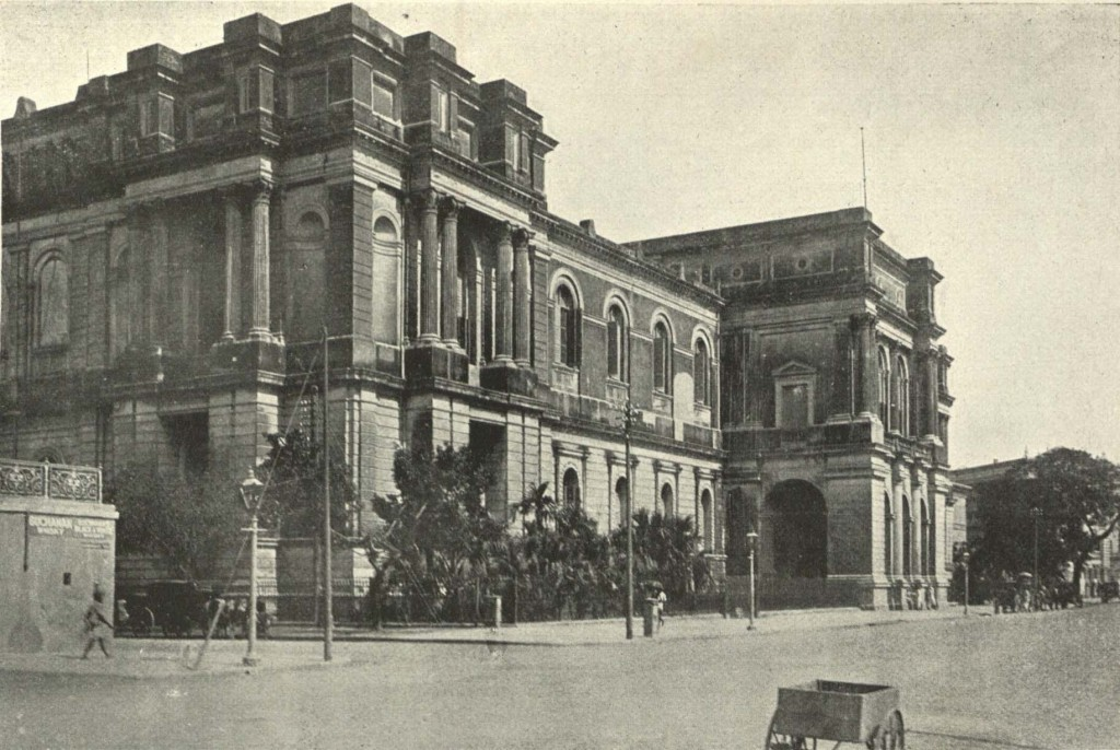 Figure 1: Indian Museum, circa 1905 (Rights: University of Houston)